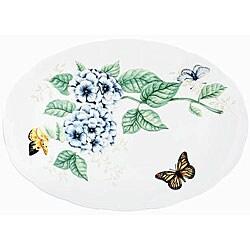 Lenox Butterfly Meadow Large Oval Platter