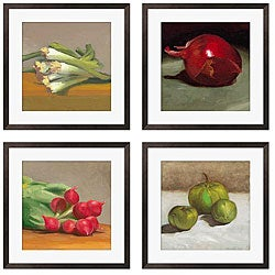 Gallery Direct Danny Grant 'Still Life IV, VI, VIII, XIII' Giclee Art (Set of 4)