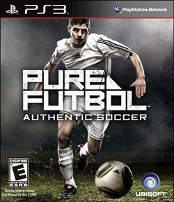 PS3 - Pure Futbol
