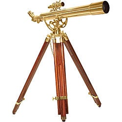 Anchormaster 28-power Brass Telescope - Thumbnail 0