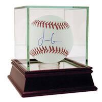 Jaime Garcia Autographed MLB Baseball