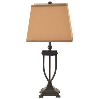 Admiral Bronze Table Lamp