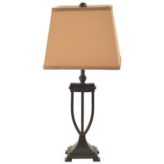 Laurel Creek Linden Bronze Table Lamp