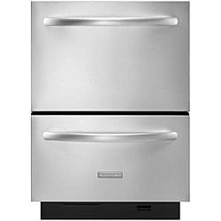 Kitchenaid Dual Drawer Dishwasher