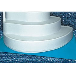 Thumbnail 1, Deluxe Above Ground Swimming Pool Step Pad.