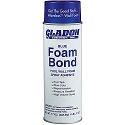 Gladon 17 oz. Spray Adhesive for Pool Wall Foam