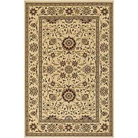 Artist's Loom Indoor Traditional Oriental Rug - 1'11 x 3'7
