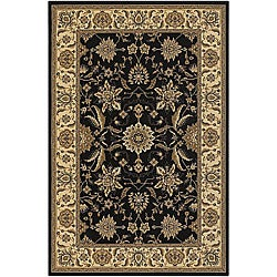 Artist's Loom Indoor Traditional Oriental Rug (1'11 x 3'7)