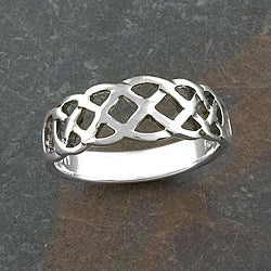 Sterling Silver Celtic Ring (Thailand)
