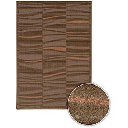 Artist's Loom Indoor Contemporary Geometric Rug - 3'11 x 5'7 - Thumbnail 0