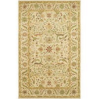 Safavieh Handmade Mahal Ivory Wool Rug (8'3 x 11')