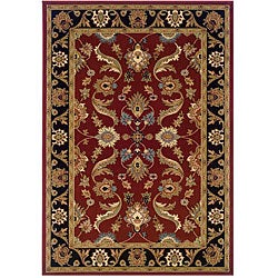 LNR Home Adana Red/ Black Oriental Rug (1'9 x 2'10) - Thumbnail 0