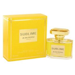 Jean Patou Sublime Women's 1.7-ounce Eau de Parfum Spray