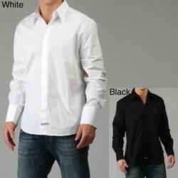 Shop English Laundry Men S Park Lane Woven Shirt Free