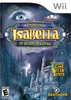 Wii - Princess Isabella: A Witch's Curse