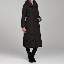 MICHAEL Michael Kors Women's Down-insulated Long Coat - Thumbnail 0