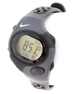 Shop Nike Men's Triax 42 Dark Shadow Running Watch - Free ...