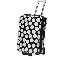 Thumbnail 1, International Traveller Shiny Dot 21-inch Wheeled Carry-on Upright.