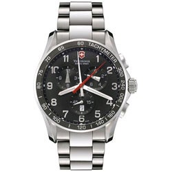Swiss Army Men's Chrono Classic XLS Titanium Watch - Thumbnail 0