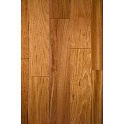 Exotic Flooring 9 16 Inch Brazilian Cherry Hardwood Floor 26 05 Sf Overstock Com Shopping The Best Deals On Hardwood Flooring