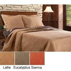 Greenland Home Fashions Kingston 3-piece Bedspread Set - Thumbnail 0