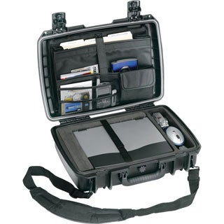 Pelican Storm iM2370 Carrying Case (Messenger) for Notebook - Black