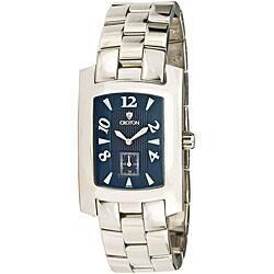 Croton Men's CN307186SSBL Stainless Steel Silvertone Swiss Watch|https://ak1.ostkcdn.com/images/products/P12933818.jpg?impolicy=medium