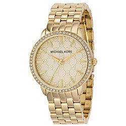Michael Kors Women's MK3120 Glitz Watch