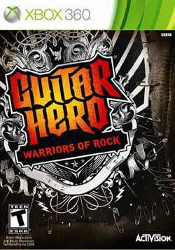 Xbox 360 - Guitar Hero: Warriors of Rock