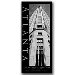 Preston 'Atlanta' Gallery-wrapped Canvas Art