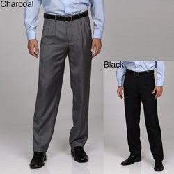 Andrew Fezza Men 39 S Pleated Dress Pants Free Shipping On