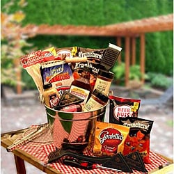 Thumbnail 1, Grilling Gift Basket.