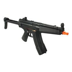 AEG Electric UTG MP5 Sub Machine Gun FPS-300 Airsoft Gun - Thumbnail 0