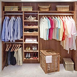 Shop Aromatic Kentucky Cedar Closet Kit Free Shipping