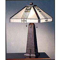 Pasadena Rose Bronze Table Lamp - Thumbnail 0