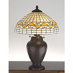 Autumn Harvest Bronze Table Lamp