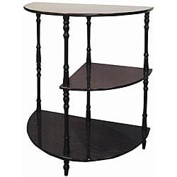 Cherry 3-tier Half Table