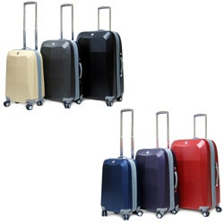 CalPak Diamond 3-piece Hardside Spinner Luggage Set