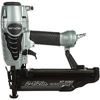 Hitachi 2.5-inch 16-gauge Finish Nailer with Air Duster