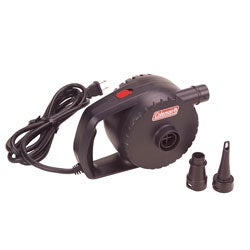 Coleman ABS and Glass AC 120-volt Quickpump Air Pump with Adapters - Thumbnail 0