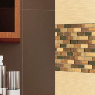 SomerTile 3.75x11.25-in Montage Divine Subway Ceramic Tile (Pack of 12)