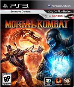 PS3 - Mortal Kombat - By Warner Bros.