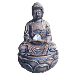 Ore International Buddha Indoor Fountain