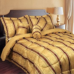 Savannah 7-piece Comforter Set - Thumbnail 0