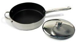 Shop Farberware Millennium 3 Quart Covered Saute Pan