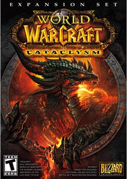 PC - Warcraft: Cataclysm- By Blizzard Entertainment