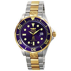Invicta Men's Grand Diver Pro Automatic Two-Tone Stainless Steel Watch