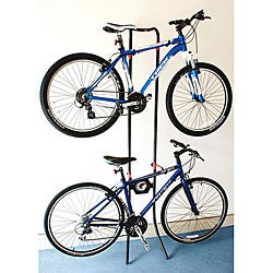 Lean Machine 2-bike Gravity Storage Rack