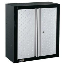 Stack-On Cadet 26-inch Wide 2-door Wall Cabinet