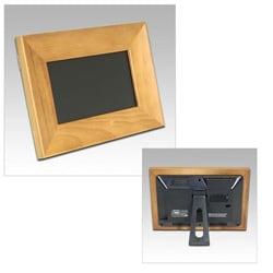 Shop Smartparts SPDPF70EW 7-inch Red Digital Picture Frame
